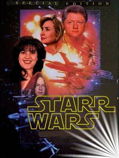Starr Wars pic from Movies, Politics