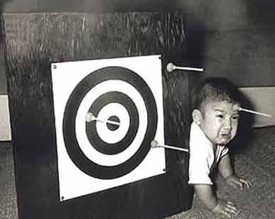 Good aim pic from Kids