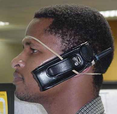 Hands-free device pic from Geeks