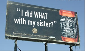 Drink responsibly pic from Drugs and Alcohol, Signs and Ads