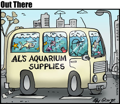 Al's Aquarium Supplies pic from George Webster